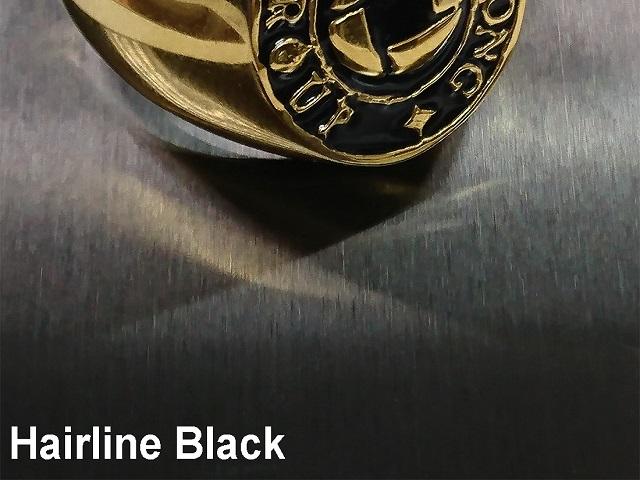 Hairline Black